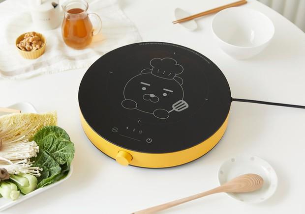 Bếp từ mới ra mắt của Kakao Friends: Visual xinh yêu khó cưỡng, giá lại hợp lý bất ngờ - Ảnh 1.