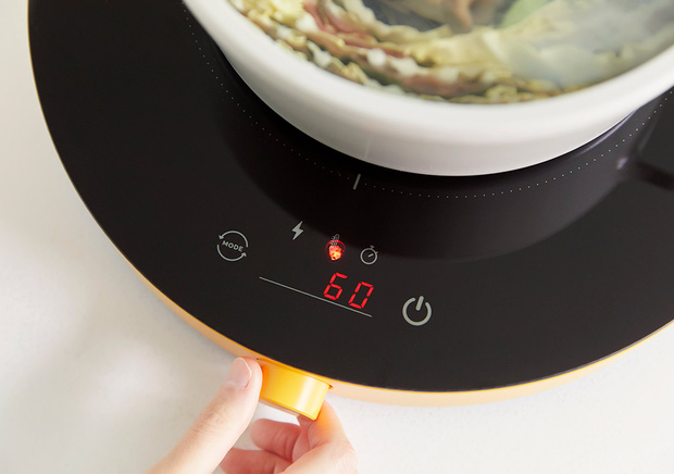 Bếp từ mới ra mắt của Kakao Friends: Visual xinh yêu khó cưỡng, giá lại hợp lý bất ngờ - Ảnh 4.