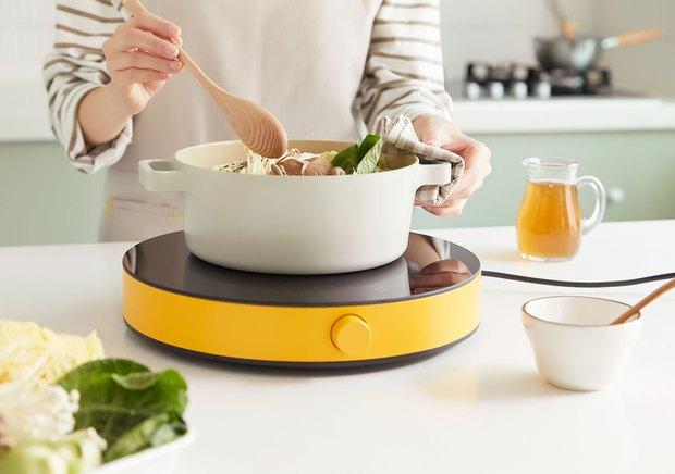 Bếp từ mới ra mắt của Kakao Friends: Visual xinh yêu khó cưỡng, giá lại hợp lý bất ngờ - Ảnh 3.