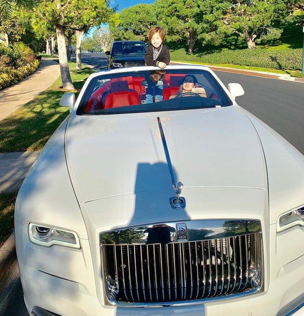 BST xe sang của nữ tỷ phú gốc Việt ở lâu đài 800 tỷ: Lamborghini ra màu nào chị  hốt màu đó, đổi xoành xoạch như xách túi hiệu vậy thôi! - Ảnh 6.