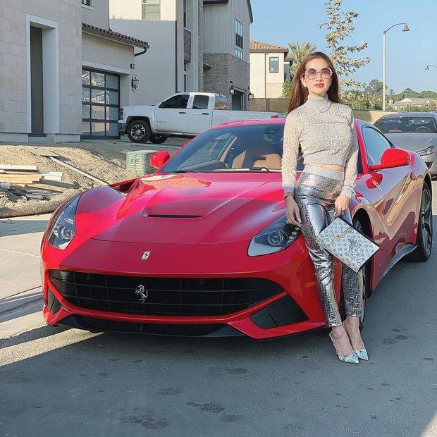 BST xe sang của nữ tỷ phú gốc Việt ở lâu đài 800 tỷ: Lamborghini ra màu nào chị  hốt màu đó, đổi xoành xoạch như xách túi hiệu vậy thôi! - Ảnh 4.