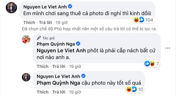 Quỳnh Nga diện bikibi khoe body nóng bỏng mắt, nhưng chuyện về người bí ẩn với Việt Anh mới gây chú ý - Ảnh 3.