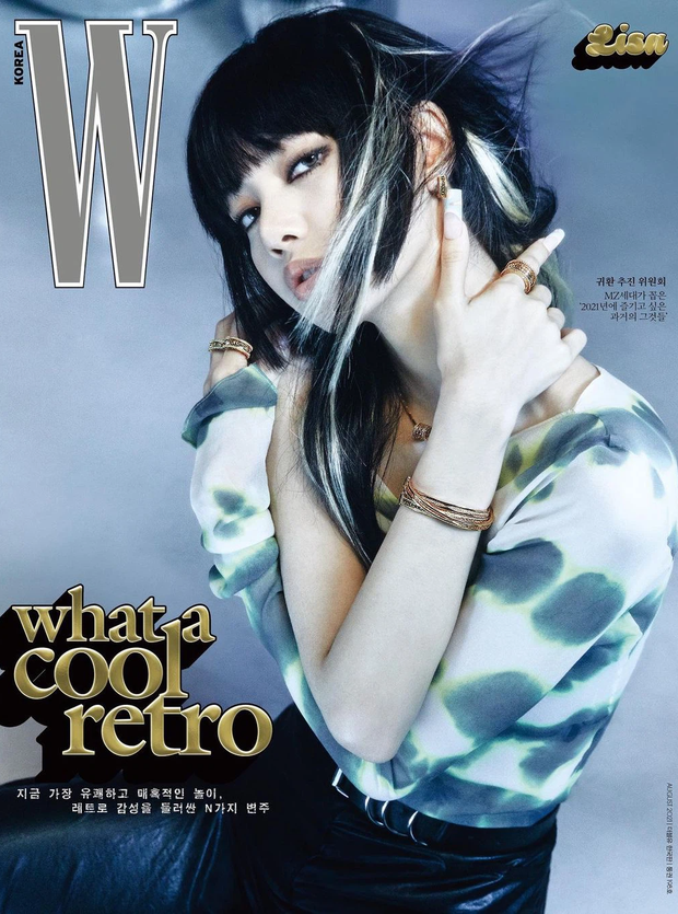 Jennie - Lisa (BLACKPINK) đại chiến bìa tạp chí: Cơ bụng số 11 của Jennie có nổi bằng tóc Nhật cực lạ của Lisa? - Ảnh 4.