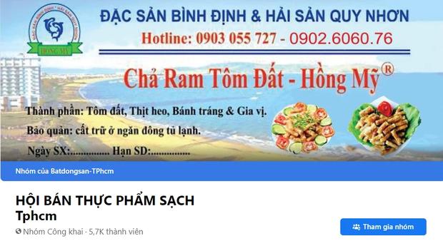 Các group bán thực phẩm tươi sống ở Sài Gòn xôm nhất lúc này: Tiểu thương đăng bài rôm rả, thịt cá hải sản phong phú - Ảnh 9.