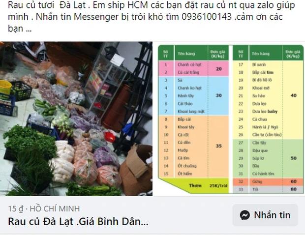 Các group bán thực phẩm tươi sống ở Sài Gòn xôm nhất lúc này: Tiểu thương đăng bài rôm rả, thịt cá hải sản phong phú - Ảnh 11.