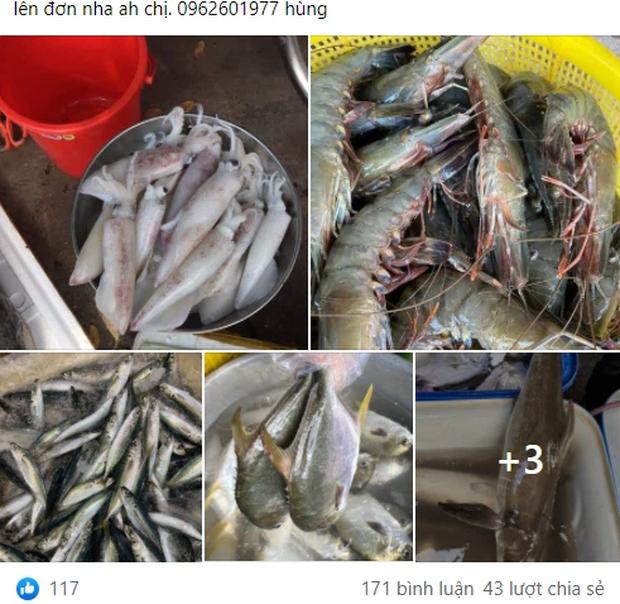 Các group bán thực phẩm tươi sống ở Sài Gòn xôm nhất lúc này: Tiểu thương đăng bài rôm rả, thịt cá hải sản phong phú - Ảnh 17.