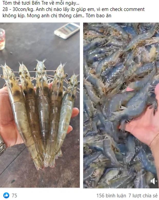 Các group bán thực phẩm tươi sống ở Sài Gòn xôm nhất lúc này: Tiểu thương đăng bài rôm rả, thịt cá hải sản phong phú - Ảnh 16.