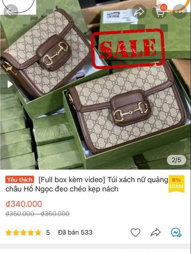 Bóc giá hàng hiệu hội hot girl tài chính: Chanel, Gucci có thể không thấy trên web chính hãng chứ mấy trăm nghìn trên mạng thì đầy - Ảnh 8.