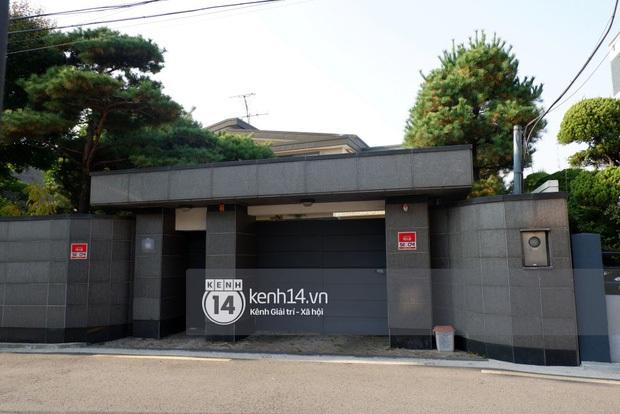 Mặc bê bối, biệt thự của Song Joong Ki lọt top 1% bất động sản xứ Hàn, choáng váng hàng xóm toàn ông lớn Samsung, Shinsegae - Ảnh 2.