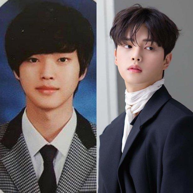 Mỹ nam Hàn thời chưa được đi salon tóc trông chán đời thực sự, nhưng trừ 2 người! - Ảnh 3.