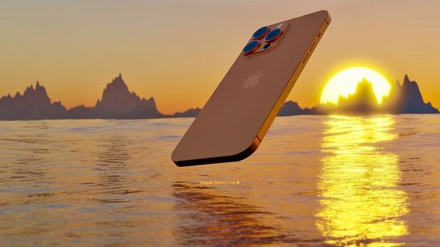Hé lộ concept đẹp nhức nách với toàn màu mới của iPhone 13 Pro Max - Ảnh 4.