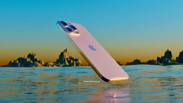 Hé lộ concept đẹp nhức nách với toàn màu mới của iPhone 13 Pro Max - Ảnh 3.
