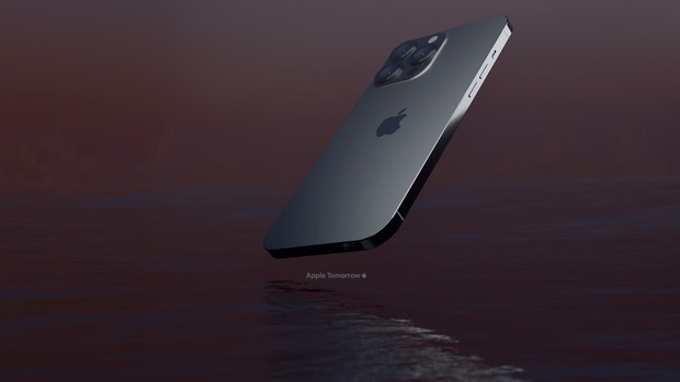 Hé lộ concept đẹp nhức nách với toàn màu mới của iPhone 13 Pro Max - Ảnh 2.
