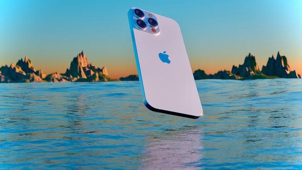 Hé lộ concept đẹp nhức nách với toàn màu mới của iPhone 13 Pro Max - Ảnh 1.