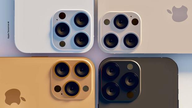 Hé lộ concept đẹp nhức nách với toàn màu mới của iPhone 13 Pro Max - Ảnh 6.