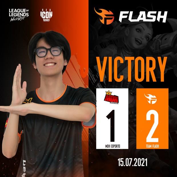 Elly làm boy one champ debut giải Tốc Chiến, Team Flash có chiến thắng đầu tiên - Ảnh 3.