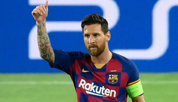 Messi nhắn gửi xúc động đến fan 100 tuổi, người đã không tiếc công làm điều đặc biệt cho Leo - Ảnh 2.