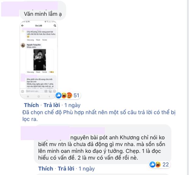 Thành viên Da LAB gây tranh cãi khi nhạo báng đạo diễn MV, netizen ngán ngẩm vì cách ứng xử kém văn minh - Ảnh 3.