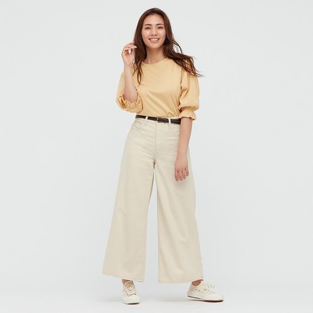 List đồ hè siêu xinh đang có giá sale cực tốt: Áo UNIQLO từ 149K, áo Zara 299K, quần jeans Mango chỉ 399K - Ảnh 2.