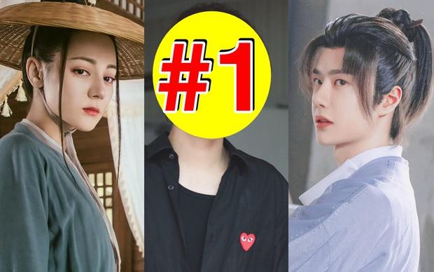 Top 8 diễn viên Hoa ngữ có chỉ số cao nhất nửa đầu 2021: Hạng 1 cách quá xa, Nhiệt Ba góp mặt còn Triệu Lệ Dĩnh đâu rồi? - Ảnh 1.