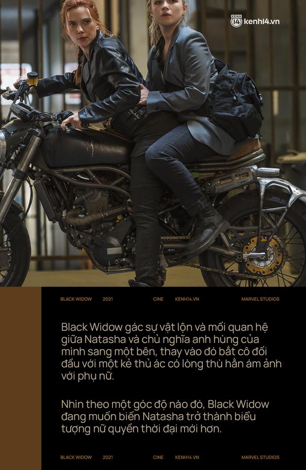 Black Widow: Làm phim nữ siêu anh hùng quá khó, hay Góa Phụ Đen không đủ quan trọng với Marvel? - Ảnh 6.