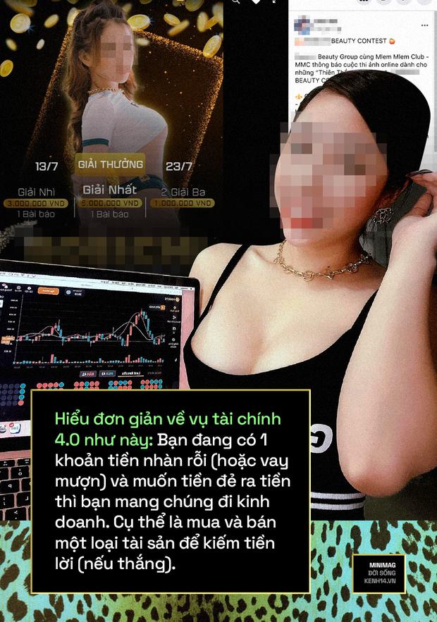 """Thời bar sàn đóng cửa, các hot girl """"quẩy trên sàn tài chính 4.0: Thi nhau khoe body nóng bỏng bên màn hình giao dịch, kể câu chuyện làm giàu xúc động và những chiêu trò phía sau - Ảnh 7."""