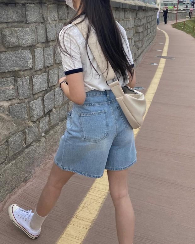 Lưu dần những gợi ý mặc đẹp từ gái Hàn để hết dịch không phải lo không có gì để mặc nữa - Ảnh 6.