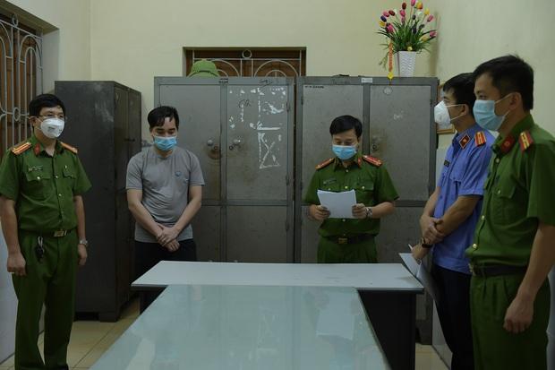 Kẻ làm lây lan dịch Covid-19, gây thiệt hại hàng tỷ đồng ở Hải Dương bị phạt 18 tháng tù - Ảnh 2.