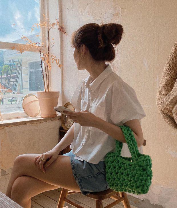 Lưu dần những gợi ý mặc đẹp từ gái Hàn để hết dịch không phải lo không có gì để mặc nữa - Ảnh 1.
