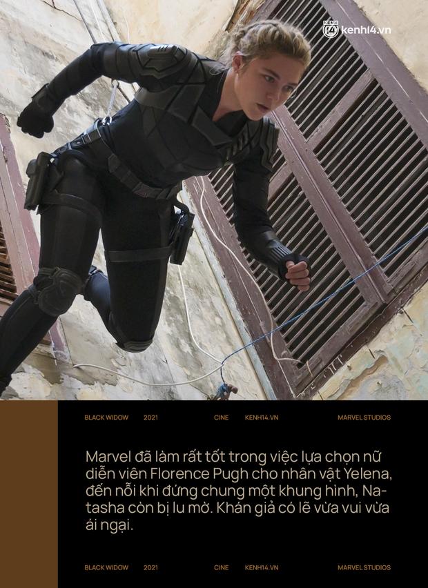 Black Widow: Làm phim nữ siêu anh hùng quá khó, hay Góa Phụ Đen không đủ quan trọng với Marvel? - Ảnh 9.