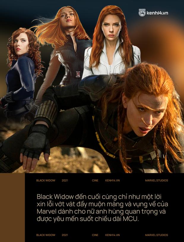Black Widow: Làm phim nữ siêu anh hùng quá khó, hay Góa Phụ Đen không đủ quan trọng với Marvel? - Ảnh 10.