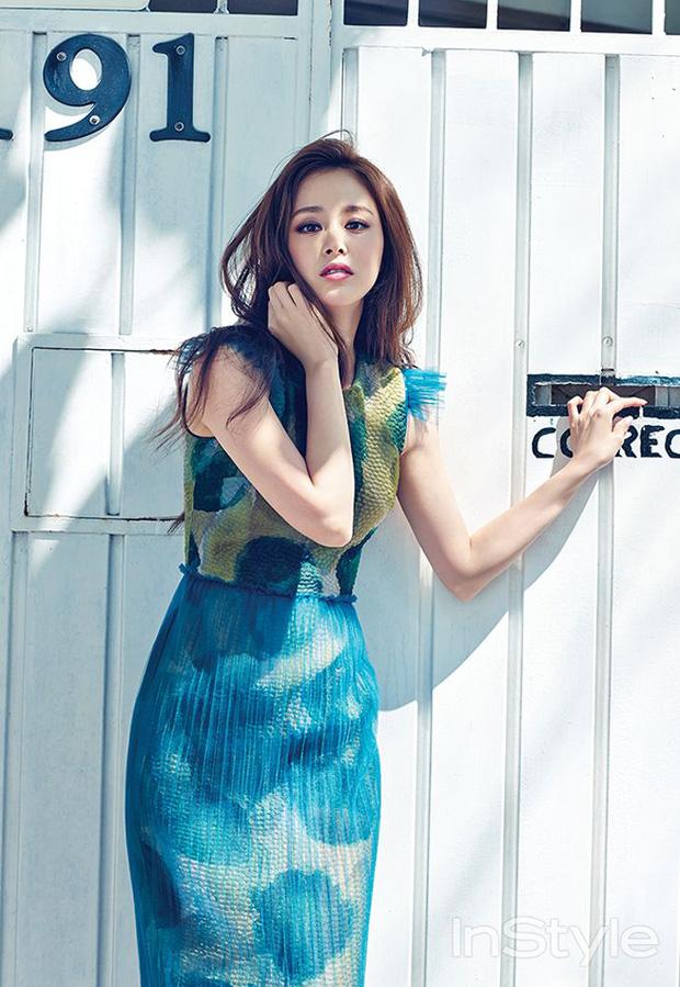 Tưởng luôn hiền lành, hoá ra Kim Tae Hee đã từng đáp trả cực xéo xắt khi bị chê béo, vai to bằng Song Seung Hun - Ảnh 6.