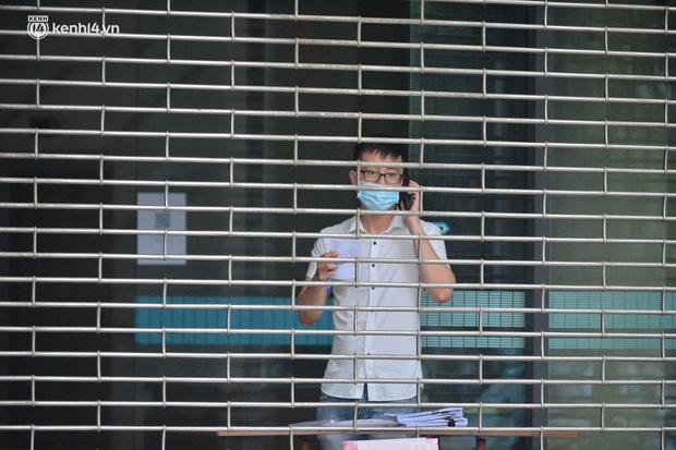 Hà Nội: Phong tỏa tạm thời trụ sở một Cục của Bộ Công Thương sau khi ca mắc Covid-19 từng đến chuyển công văn - Ảnh 5.