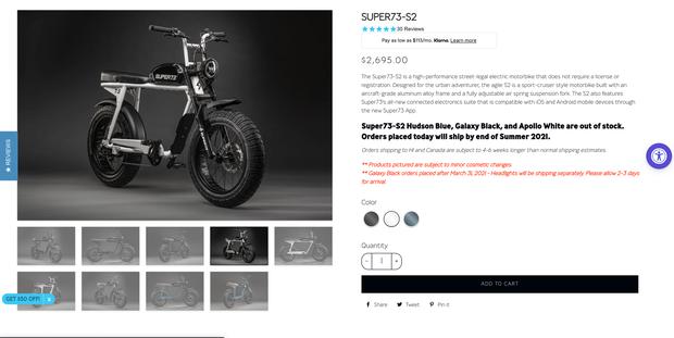 Ngọc Trinh khoe mới tậu xe đạp điện giống hệt Sơn Tùng M-TP, giá đắt như xe SH - Ảnh 4.