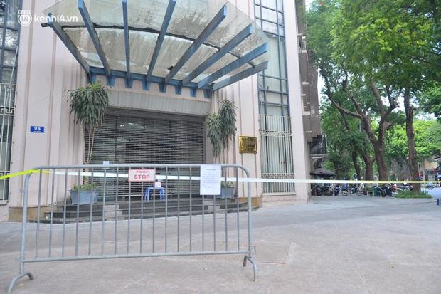 Hà Nội: Phong tỏa tạm thời trụ sở một Cục của Bộ Công Thương sau khi ca mắc Covid-19 từng đến chuyển công văn - Ảnh 4.