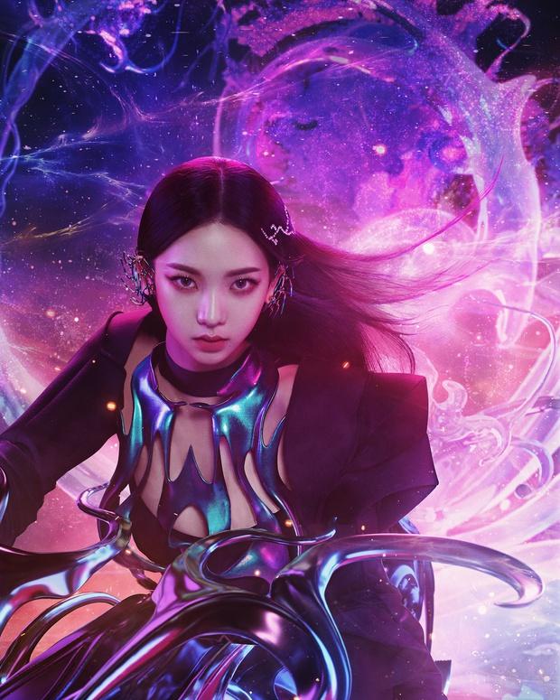 Idol thị phi Karina (aespa): Từ bị chê gương mặt cứng đơ đến danh hiệu nữ thần AI với vẻ đẹp siêu thực - Ảnh 21.