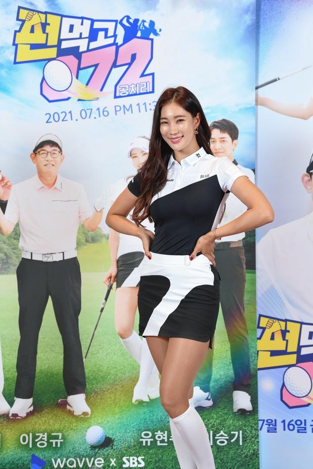 Lee Seung Gi lần đầu lộ diện ở sự kiện sau tin hẹn hò con gái Mama Chuê, soái là vậy nhưng zoom kỹ thì mất điểm rõ ràng - Ảnh 5.