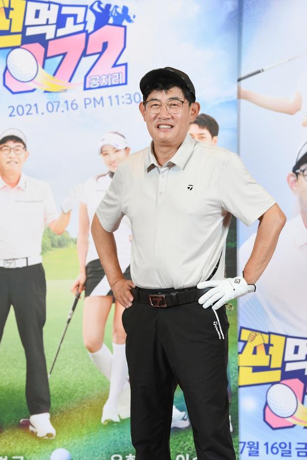 Lee Seung Gi lần đầu lộ diện ở sự kiện sau tin hẹn hò con gái Mama Chuê, soái là vậy nhưng zoom kỹ thì mất điểm rõ ràng - Ảnh 7.