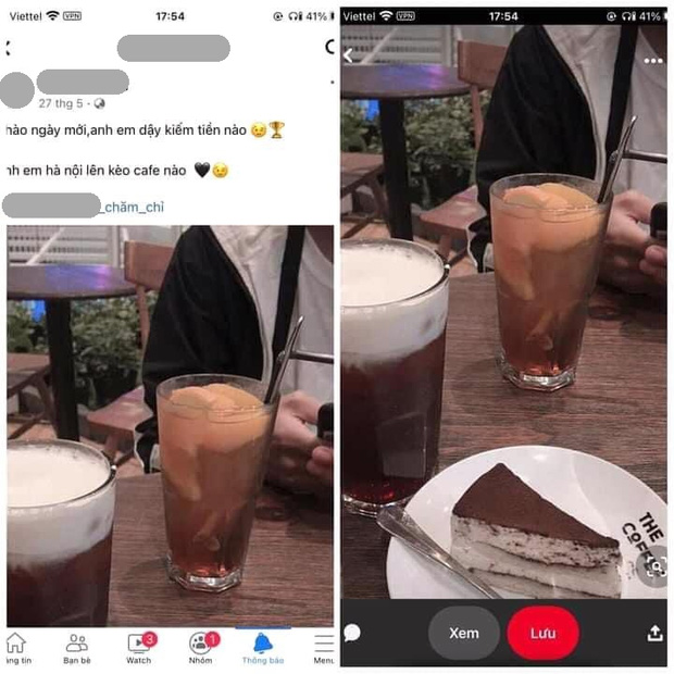 Netizen tóm sống loạt ảnh pha ke của một hot girl tài chính 4.0, từ cốc cà phê đến con Mẹc đều là đi... mượn - Ảnh 1.