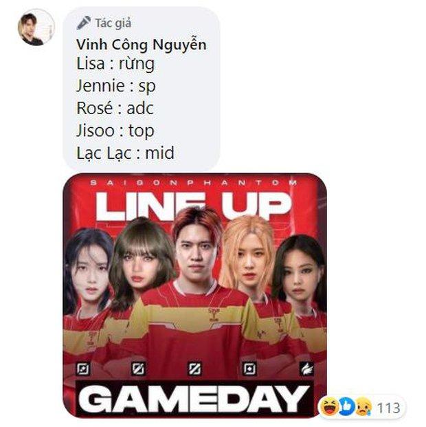 Quá mê BLACKPINK, Lạc Lạc hô biến 4 mỹ nhân xứ Hàn trở thành game thủ khiến cộng đồng Liên Quân cười mệt nghỉ - Ảnh 4.