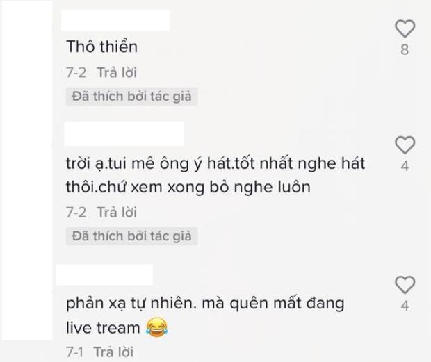 Quang Lê có phát ngôn nhạy cảm khi livestream cạnh Ngân 98, dân tình ùa vào chê kém duyên - Ảnh 3.
