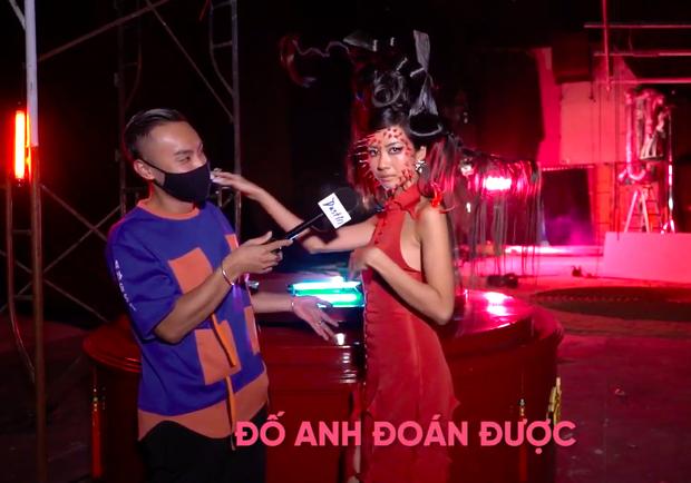Suboi tiết lộ từng bị ê-kíp Rap Việt nhắc: Em nói thêm được không? Em giỡn được không? - Ảnh 1.