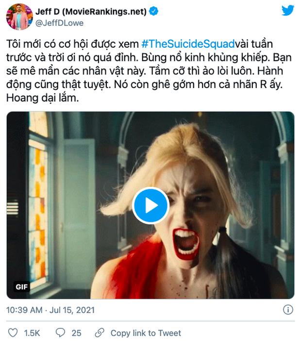 Siêu bom tấn The Suicide Squad ngập trong khen ngợi vì quá bạo lực, hài hước và siêu khó đoán: Phim hàng đầu của DC đây rồi! - Ảnh 6.