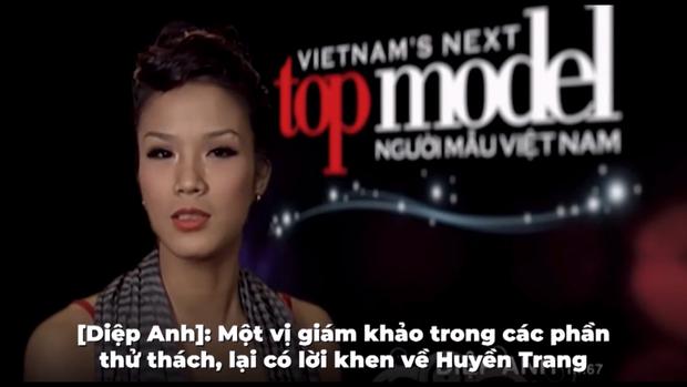 Vbiz từng xôn xao clip đầy drama: Đàm Thu Trang nổi nóng giật vali Diệp Lâm Anh, Phạm Hương im thin thít ngồi bên - Ảnh 4.