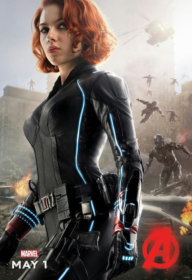 Ngất ngây mỹ nữ Black Widow suốt lịch sử Marvel: Sau 11 năm vẫn ở đỉnh cao nhan sắc, 3 vòng nảy lửa đốt mắt nhìn mà mê! - Ảnh 5.