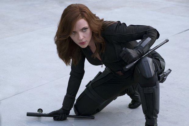 Ngất ngây mỹ nữ Black Widow suốt lịch sử Marvel: Sau 11 năm vẫn ở đỉnh cao nhan sắc, 3 vòng nảy lửa đốt mắt nhìn mà mê! - Ảnh 6.