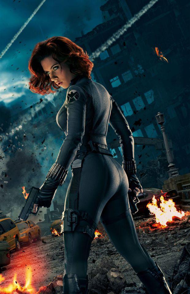 Ngất ngây mỹ nữ Black Widow suốt lịch sử Marvel: Sau 11 năm vẫn ở đỉnh cao nhan sắc, 3 vòng nảy lửa đốt mắt nhìn mà mê! - Ảnh 3.