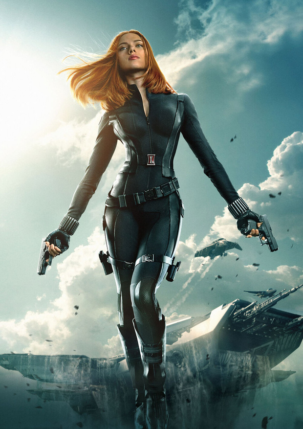 Ngất ngây mỹ nữ Black Widow suốt lịch sử Marvel: Sau 11 năm vẫn ở đỉnh cao nhan sắc, 3 vòng nảy lửa đốt mắt nhìn mà mê! - Ảnh 4.