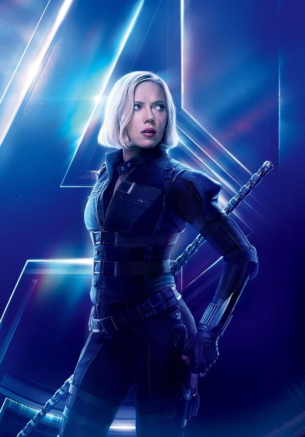 Ngất ngây mỹ nữ Black Widow suốt lịch sử Marvel: Sau 11 năm vẫn ở đỉnh cao nhan sắc, 3 vòng nảy lửa đốt mắt nhìn mà mê! - Ảnh 7.