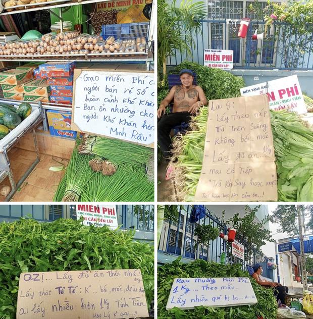 Nông dân tặng Sài Gòn cả vườn rau, sao doanh nghiệp lớn sá gì không chịu hi sinh vài đồng lợi nhuận: Một miếng bình ổn giá thời dịch hơn cả gói khuyến mãi ngày thường! - Ảnh 1.
